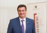 Der designierte Präsident der Wirtschaftskammer Kärnten Jürgen Mandl (c) Peter Just